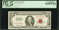 Small Size:Legal Tender Notes, Fr. 1551 $100 1966A Legal Tender Note. PCGS Very Choice New 64PPQ.. ...