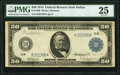 Fr. 1066 $50 1914 Federal Reserve Note PMG Very Fine 25