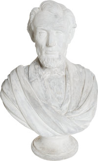 Abraham Lincoln: Most Unusual Plaster Bust