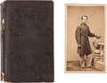 Militaria:Ephemera, Civil War Bible Identified To NY 7th Reg. National Guard Soldier.. ...