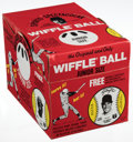 Baseball Collectibles:Others, 1978 Wiffle Ball Discs Retail Box with 12 Boxes....