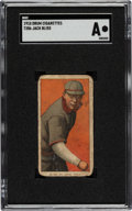 Baseball Cards:Singles (Pre-1930), 1909-11 T206 Drum Jack Bliss SGC Authentic - Only Two SGC & PSA Graded Examples. ...