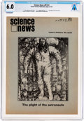 Explorers:Space Exploration, Magazines: Science News Dated April 3, 1971, Directly From The Armstrong Family Collection™, CAG Certified and Gra...
