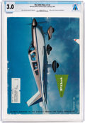 Explorers:Space Exploration, Magazines: The AOPA Pilot Dated February 1968, Directly From The Armstrong Family Collection™, CAG Certified and G...