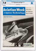 Explorers:Space Exploration, Magazines: Aviation Week & Space Technology Dated October 11, 1965, Directly From The Armstrong Family Collection™...