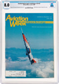 Explorers:Space Exploration, Magazines: Aviation Week & Space Technology Dated June 2, 1986, Directly From The Armstrong Family Collection™, CA...