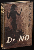 """Movie Posters:James Bond, Dr. No by Ian Fleming (Jonathan Cape, 1958). Fine/Very Fine. First Edition British Hardcover Book (256 Pages, 5.25"""" X 7.75"""")..."""