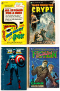 Books:Vintage Paperbacks, Comic Related Paperbacks Group of 34 (Various Publishers, 1960-2007).... (Total: 34 Items)