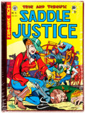 Books:Sets, The Complete EC Library: Gunfighter/Saddle Justice Volumes #1-3 (Russ Cochran, 1996)....