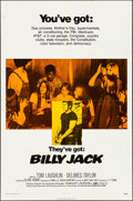 """Movie Posters:Action, Billy Jack (Warner Brothers, 1971). Folded, Fine/Very Fine. One Sheet (27"""" X 41""""). Action.. ..."""