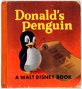 Books:General, Donald's Penguin Hardcover Book Incomplete (Garden City, 1940) Condition: Incomplete....