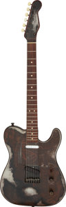 Musical Instruments:Electric Guitars, 2001 James Trussart Steelcaster Rust Semi-Hollow Body Electric Guitar, Serial # 0175....