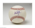 Autographs:Baseballs, Mark McGwire Single Signed Baseball....