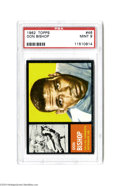 Football Cards:Singles (1960-1969), Football 1962 Topps Don Bishop #46 PSA Mint 9....