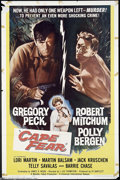 Movie Posters:Crime, Cape Fear (Universal, 1962)....