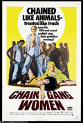 Movie Posters:Bad Girl, Chain Gang Women (Crown-International, 1971)....