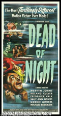 Movie Posters:Horror, Dead of Night (Universal, 1946)....