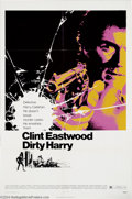 Movie Posters:Action, Dirty Harry...