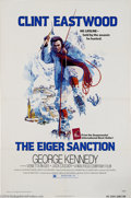 Movie Posters:Action, The Eiger Sanction (Universal, 1973)....