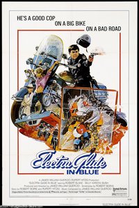 Electra Glide in Blue (United Artists, 1973)