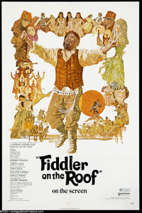 Fiddler on the Roof (United Artists, 1972)