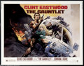 Movie Posters:Action, The Gauntlet (Warner Brothers, 1977)....