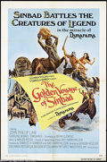 Movie Posters:Fantasy, The Golden Voyage of Sinbad (Columbia, 1973)....