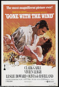 Movie Posters:Academy Award Winner, Gone With the Wind (MGM, R-1980)....
