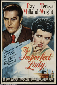 The Imperfect Lady (Paramount, 1947)