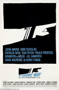 Movie Posters:War, In Harm's Way (Paramount, 1965)....