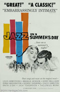 Movie Posters:Documentary, Jazz on a Summer's Day (Galaxy Attractions, 1960)....
