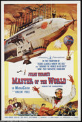 Movie Posters:Science Fiction, Master of the World (American International, 1961)....