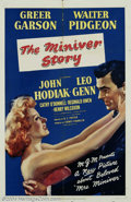 Movie Posters:Drama, The Miniver Story (MGM, 1950)....