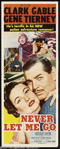 Movie Posters:Adventure, Never Let Me Go (MGM, 1953)....