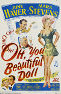 Movie Posters:Musical, Oh, You Beautiful Doll (20th Century Fox, 1949)....