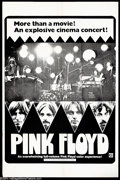 Movie Posters:Rock and Roll, Pink Floyd (April Fools Productions, 1972)....
