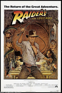 Raiders of the Lost Ark (Paramount, R-1982)