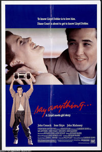 Say Anything (20th Century Fox, 1989)