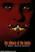 Movie Posters:Drama, Silence Of The Lambs (Orion, 1990)....
