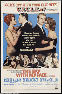 The Spy With My Face (MGM, 1965)