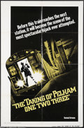 Movie Posters:Crime, The Taking of Pelham 1, 2, 3 (United Artists, 1974)....