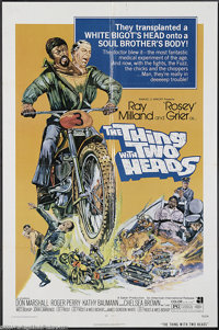 The Thing With Two Heads (American International, 1972)