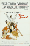 Movie Posters:Academy Award Winner, Tom Jones (United Artists, 1963)....