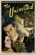 Movie Posters:Horror, The Uninvited (Paramount, 1944)....