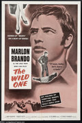 Movie Posters:Drama, The Wild One (Columbia, R-1960)....