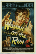 Movie Posters:Film Noir, Woman on the Run (Universal, 1950)....