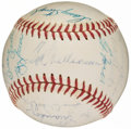 Autographs:Baseballs, 1959 American League All-Star (1st Game) Team Signed Baseball (26 Signatures)....