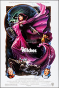 """Movie Posters:Fantasy, The Witches (Warner Brothers, 1990). Rolled, Very Fine+. One Sheet (27"""" X 40.25"""") SS, Winters Artwork. Fantasy.. ..."""