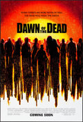 """Movie Posters:Horror, Dawn of the Dead & Other Lot (Universal, 2004). Rolled, Very Fine+. One Sheets (2) (27"""" X 40"""" & 27"""" X 41"""") DS, Advance. Horr... (Total: 2 Items)"""