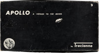 """1969 """"Apollo: A Voyage to the Moon"""" Board Game Directly From The Armstrong Family Collection™, CAG Certified..."""